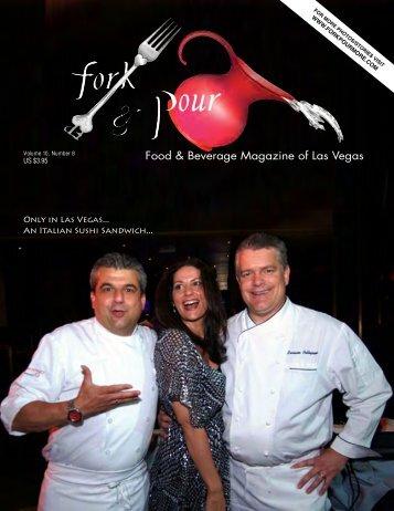 Food Beverage Magazine Of Las Vegas Lvfnb Com