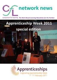 Apprenticeship Week Newsletter V2 - Consortium For Learning