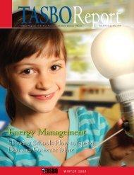 Energy Management - Texas Association of School Business Officials