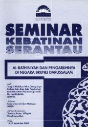 Al-Bathiniyyah ... uhnya Di Negara Brunei.pdf - USIM