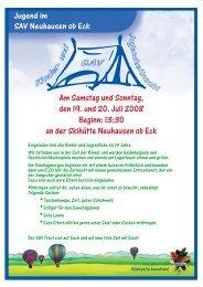 Anmeldezettel 2008.cdr - Sav-neuhausen-ob-eck.de