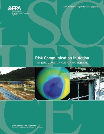 The Risk Communication Workbook - Wpb-radon.com
