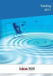Katalog 2011 - balcom-electronic GmbH