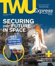 2010 April Express - TWU