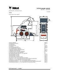 S150 Kompakt rakodó - DM-Ker Kft