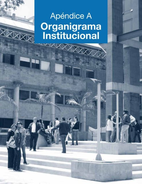 Apéndice A. Organigrama Institucional - Universidad El Bosque