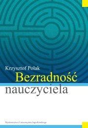 Bibliografia - Wydawnictwo Uniwersytetu Jagiellońskiego