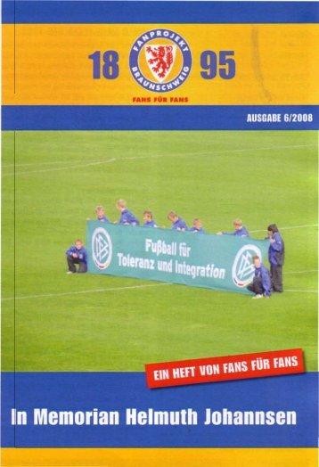 Heft 06: Werder Bremen II - FanPresse Braunschweig