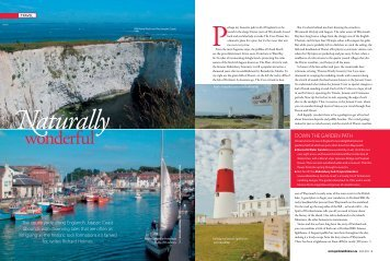 Download PDF of article - Visit Dorset