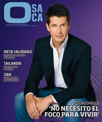 REVISTA DE OCIO, SALUD Y CALIDAD DE VIDA Semana del 27 ...