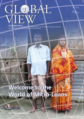 Welcome to the World of Micro-Loans - AFA