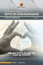 DETTE ER HARSTADPAKKEN - Statens vegvesen