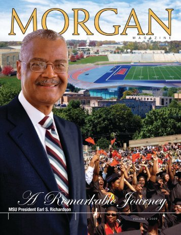 A Remarkable Journey - Morgan State University
