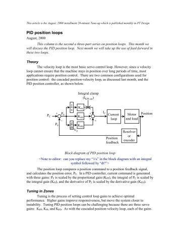the pid tuning blueprint pdf
