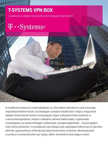 T-sysTems vpn box