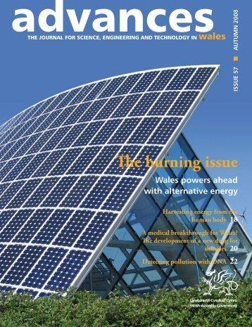 Advances Wales issue 54 - Enterprise Europe Wales