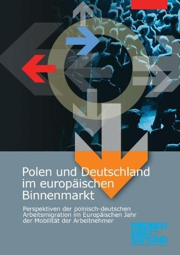 Polen und Deutschland im europäischen Binnenmarkt