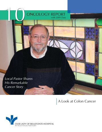2010 Oncology Annual Report (PDF) - Our Lady of Bellefonte Hospital