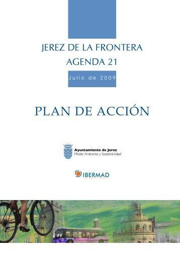 PLAN DE ACCIÓN DE JEREZ.indb - Ayuntamiento de Jerez