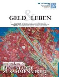EINE STARKE ZUSAMMENARBEIT - Volksbank Wien AG