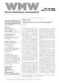 Jahrgang 150, Heft 15/16 (2000) - Magnesium Gesellschaft - Seite 2
