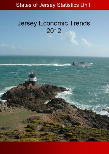 Download Jersey Economic Trends 2012 - States of Jersey
