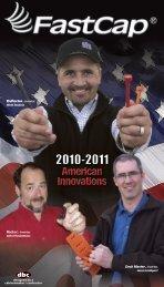 fastcap 1-10 - Roberts Company, Inc.