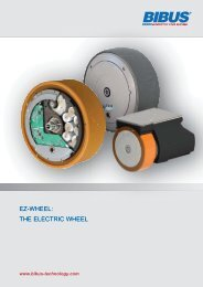 ez-Wheel Catalogue - BIBUS France