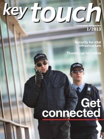 1/2013 - Key Touch magazine