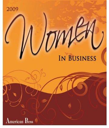 Women In Business - MediaSpan