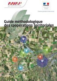 Guide méthodologique des coopérations territoriales (pdf) - Anap
