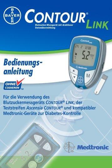 Bedienungs- anleitung - Bayer Diabetes Care Schweiz