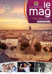 Cognac Mag sept oct 2012 - Ville de Cognac