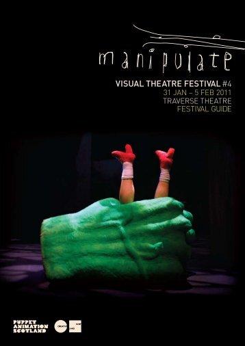 VISUAL THEATRE FESTIVAL #4 - Manipulate Festival