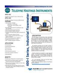 PB-170_rev-1110_400 Series.pub - Chell Instruments Limited