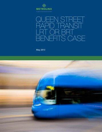 Benefits_Case-TTR_Brampton_Queen_RT