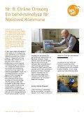 Online omsorg - Lev Vel - Page 2