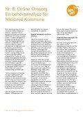Online omsorg - Lev Vel - Page 3