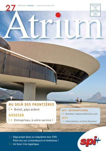Télécharger l'Atrium 27 - Spi