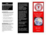 The Palos Verdes International Diploma - Palos Verdes High School