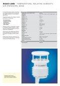 precipitation sensor - Barber-Insys - Page 5