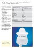precipitation sensor - Barber-Insys - Page 6
