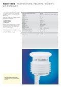 precipitation sensor - Barber-Insys - Page 7