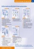 Unterweisungs-Kurzgespräch Leitern und Tritte - Seite 7