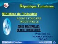 Présentation générale - Tunis-Medindustrie