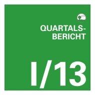 Q1-Bericht 2013 - EnviTec Biogas AG
