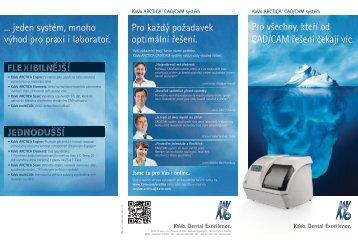 Arctica CAD/CAM - KAVO.cz