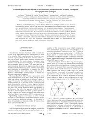 Maximally localized Wannier functions: Theory and applications