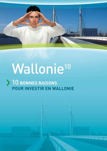 Télécharger - Invest in wallonia