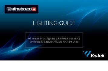 Download Lighting Guide - Vistek